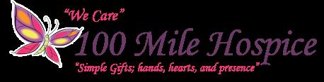 100 Mile House Hospice Logo