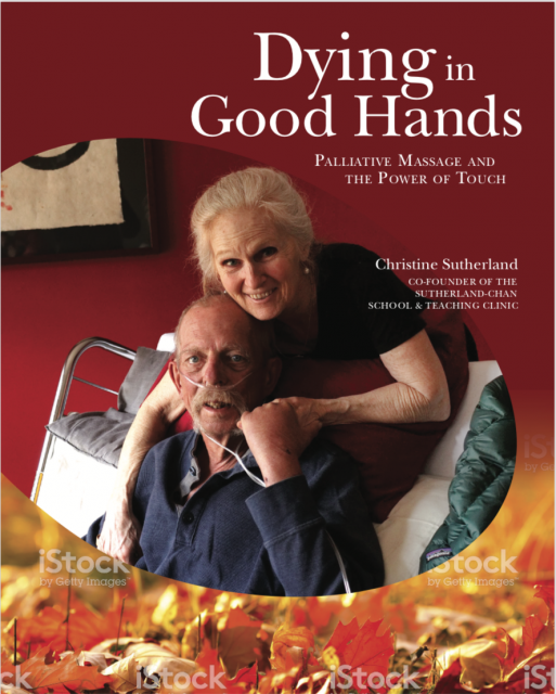Dying in good hands book by Christine Sutherland