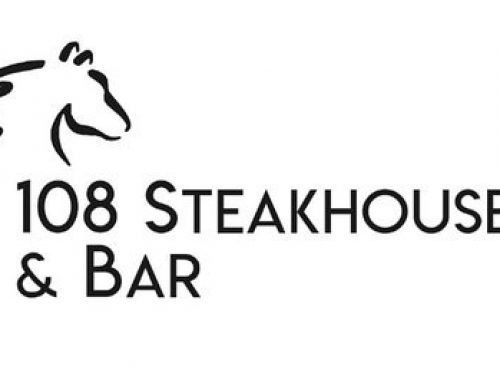 108 Steakhouse and Bar Supports Hospice